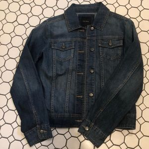 The Limited Jean jacket NWOT size Small